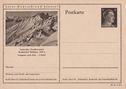 ALLEMAGNE        ENTIER POSTAL/GANZSACHE/POSTAL STATIONARY CARTE ILLUSTREE - Germania
