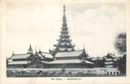 Myanmar - Birmanie - Mandalay - The Palace - Myanmar (Burma)