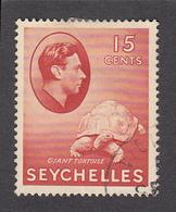 Seychelles 1938  15c  SG139ab   Used - Seychellen (...-1976)