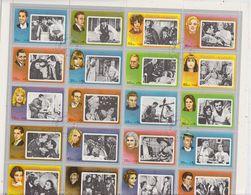 Fujeira 1972 Film 20v In Sheetlet Used (F8178) - Fujeira