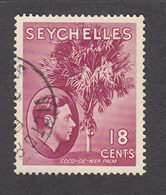 Seychelles 1938  18c  SG139c    Used - Seychelles (...-1976)