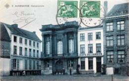 Belgique - Audenarde - Edit. S.B.P. N°3 - Conservatoire - Oudenaarde