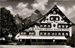 Brunnen Am Vierwaldstädtersee - Hotel Pension Ochsen (1209) - SZ Schwyz
