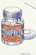 Buvard Toupret - Non Classés