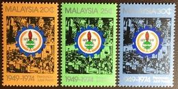 Malaysia 1975 Trade Union Congress MNH - Malesia (1964-...)