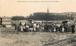France - 08 - Charleville -Prairie De Montjoly -Cité Pinchard Dite Tivol Type - Zigeuner - Gitan - Rom - Tzigane - Gipsy - Charleville