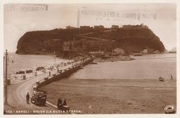 Cartolina - Postcard /  Viaggiata (sent) /  Napoli, Nisida La Nuova Strada. - Napoli (Naples)