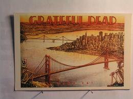Spectacle > Musique Et Musiciens - Grateful Dead - Groupe De Rock Américain, De Palo Alto, En Californie - Dead Set - Musica E Musicisti