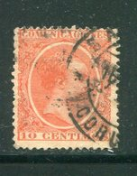 ESPAGNE- Y&T N°201- Oblitéré - 1889-1931 Kingdom: Alphonse XIII