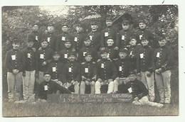 Militairen - Leopoldsburg - Kamp Van Beverloo - Fotokaart - Verzonden - Leopoldsburg (Beverloo Camp)