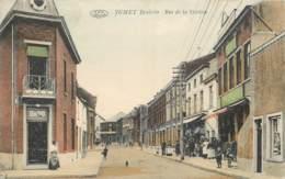 Belgique - Charleroi - Jumet - Brûlotte - Rue De La Station - Couleurs - Charleroi
