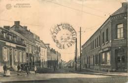 Belgique - Frameries - Rue Du Commerce - Frameries