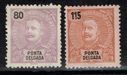 Ponta Delgada 1897-1905 Af. 21 32 Sc. 26 28 * - Ponta Delgada