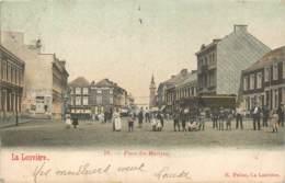 Belgique - La Louvière - Place Des Martyrs - La Louvière