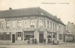 Belgique - Mouscron - Herseaux - La Douane Belge - Au Château D' Or - Mouscron - Möskrön