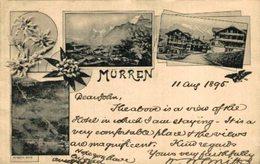 Mürren-Bahn.  Suiza//Switzerland//Suisse - BE Bern