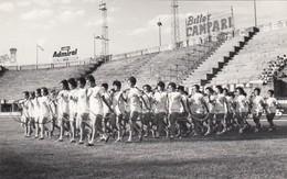 STADIO-STADE-STADIUM-ESTADIO-STADION-CAMPO SPORTIVO-BOLOGNA-DOPO IL RESTAURO-CARTOLINA VERA FOTO NON VIAGGIATA - Soccer