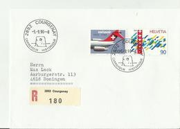 CH R*CV 1990 2892 - Schweiz