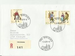 CH R*CV 1990  1762 - Schweiz