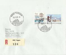 CH R*CV 1989  8856 - Schweiz