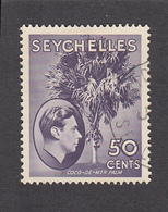 Seychelles 1938  50c  SG144     Used - Seychellen (...-1976)