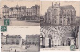 35. RENNES. 7 Cartes - Rennes