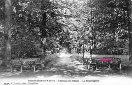 Photo :Schoten, Schootens Hof, Antwerpen, Anvers,Le Boulingrin, Chateau De Villers - Lieux