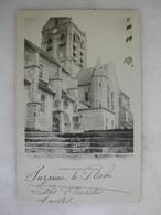 AUVERS SUR OISE - L'église - Auvers Sur Oise