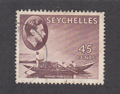 Seychelles 1938  45c  SG144a    Used - Seychelles (...-1976)