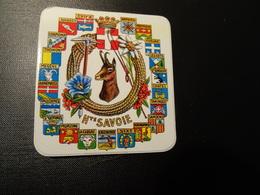 Blason écusson Adhésif Autocollant Haute Savoie Multi Blasons Chamois Aufkleber Wappen Sticker Adhesivo Adesivo - Oggetti 'Ricordo Di'
