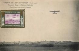 France - 08 - Circuit De L'Est D' Aviation 1910 - Troisième étape - Mézières-Charleville - Mamet Dans Le Prix De La - Charleville