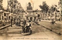 France - 75 - Paris - Luna-Park - Les Vagues Witching Waves - Exhibitions
