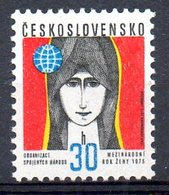 TCHECOSLOVAQUIE. N°2090 De 1975. Année Internationale De La Femme. - Nuevos