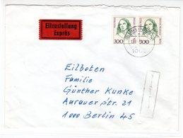 Eilbote Orts-Brief Mit  Me.F. Mi.-Nr  849 - [5] Berlin