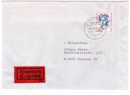 Eilbote-Fern-Brief Mit  EF. Mi.-Nr  845 - [5] Berlin