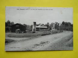 Pancé ,gare Des  Tramways - Autres Communes