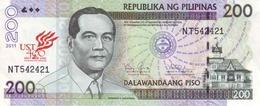 PHILIPPINES P. 214 200 P 2011 UNC - Philippines