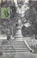 Luxembourg - Denkmal Prinz. Amalie - Verso : Expédié à Un Gendarme Français à Tientsin Chine - Luxemburg - Town