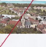 CP 62 - BRUAY EN ARTOIS  - LABUISSIERE    -    Vue Aérienne Sur L'église - France
