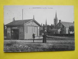 Chantepie ,gare Du Tramway - Autres Communes