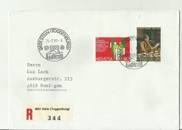CH R+CV 1981 9651 - Schweiz