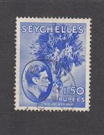 Seychelles 1938   1.50 Rupee   SG147    Used - Seychelles (...-1976)