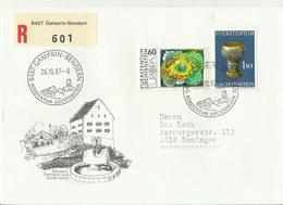 CH R+CV 1987 9487 - Schweiz
