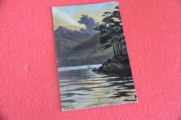 Cumbria Derwentwater Friar's Crag 1920 Tuck's Oilette + Ship To USA - Cumberland/ Westmorland