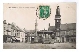 BAVAY  BEFFROI ET COLONNE BRUNEHAUT - Bavay