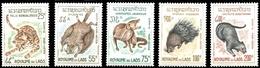 (063) Laos / Animals / Animaux / Tiere / Dieren / Fauna  ** / Mnh  Michel 166-170 - Laos