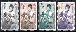 LAOS - YT PA N° 31 à 34 - Neufs ** - MNH - Cote: 8,00 € - Laos