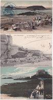 35. SAINT-MALO. 3 Cartes - Saint Malo