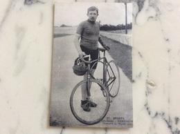 Sports.Cyclisme.Darragon.Champion DuMonde 1907. - Cycling