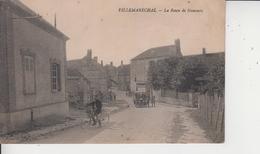 77 VILLEMARECHAL  -  La Route De Nemours  - - Andere Gemeenten